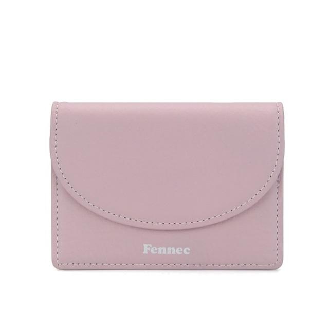 【現貨】HALFMOON ACCORDION POCKET - 粉紅紫丁香 / LILAC PINK