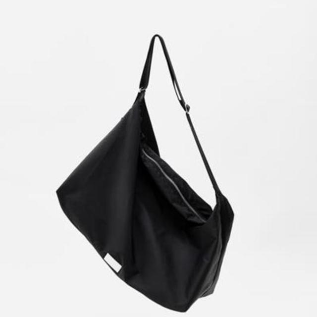 【現貨】FABRIC HOBO BAG - 質感黑 /  BLACK