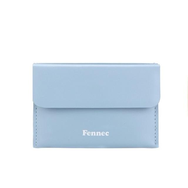 【現貨】RAW CARD POCKET-青澀水藍 FOG BLUE