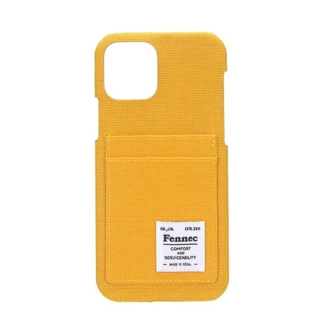 【現貨】C&S IPHONE 12 / 12 PRO CARD CASE-活力黃 / YELLOW