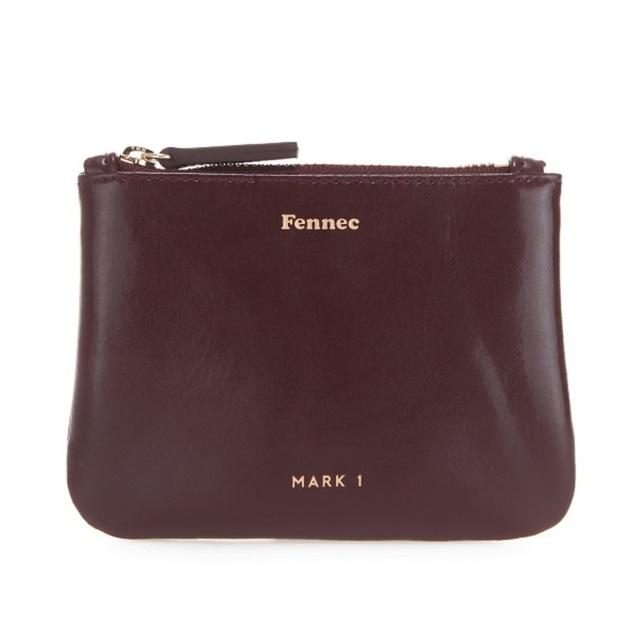 【現貨】MARK POUCH 1  -  棗棕紅 /  WINE