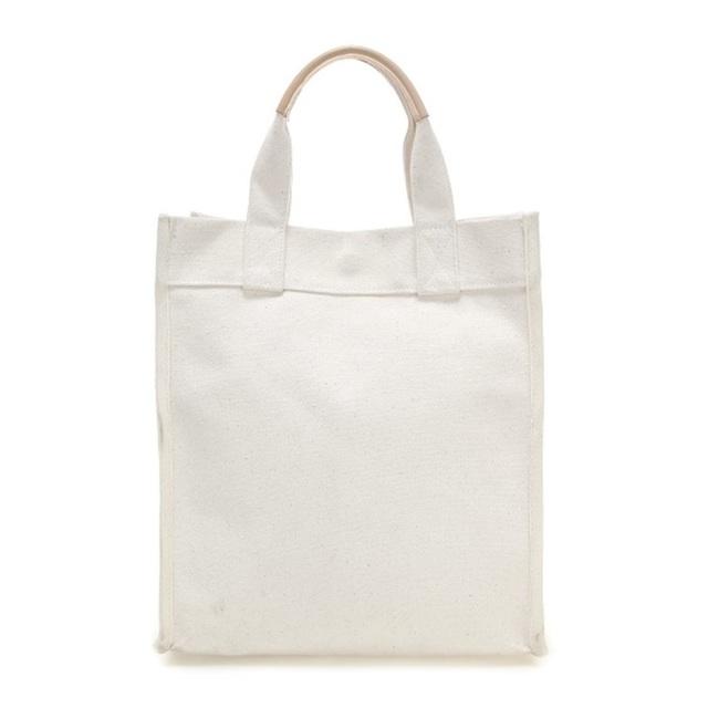 【現貨】RAW BAG - M -  米白色 /  BEIGE
