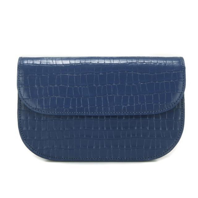 【現貨】TROIS BAGUETTE BAG- 靜謐灰藍/ DUSTY BLUE