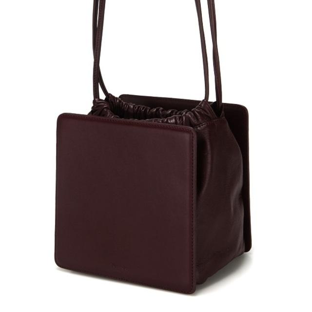 【現貨】TOAST BAG- 巧克力棕紅/ WINE