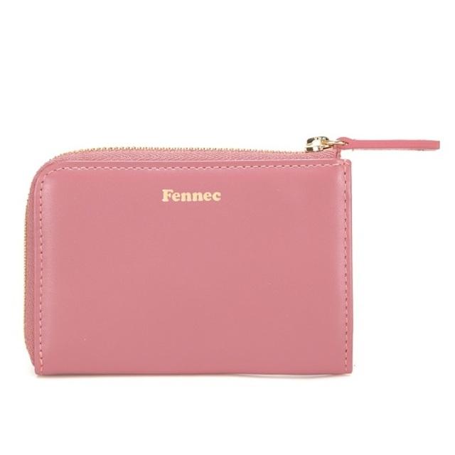 【現貨】MINI WALLET 2- 粉嫩少女/ ROSE PINK
