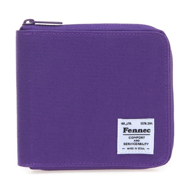 【現貨】C&S ZIPPER WALLET - 魔幻紫 / PURPLE