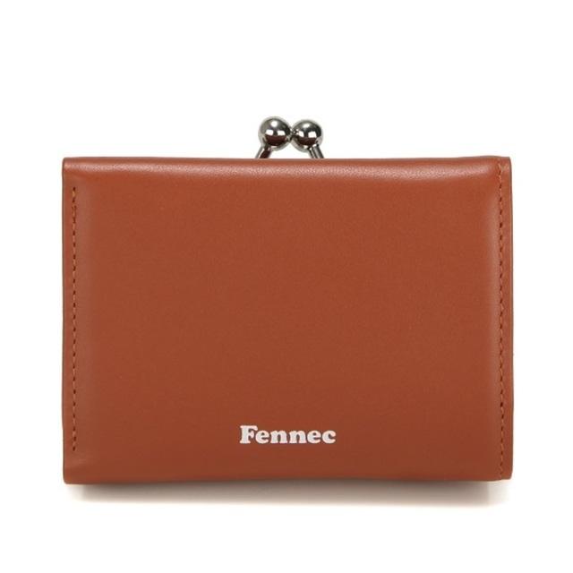 【現貨】FRAME TRIPLE WALLET - 琥珀橘紅 / AMBER