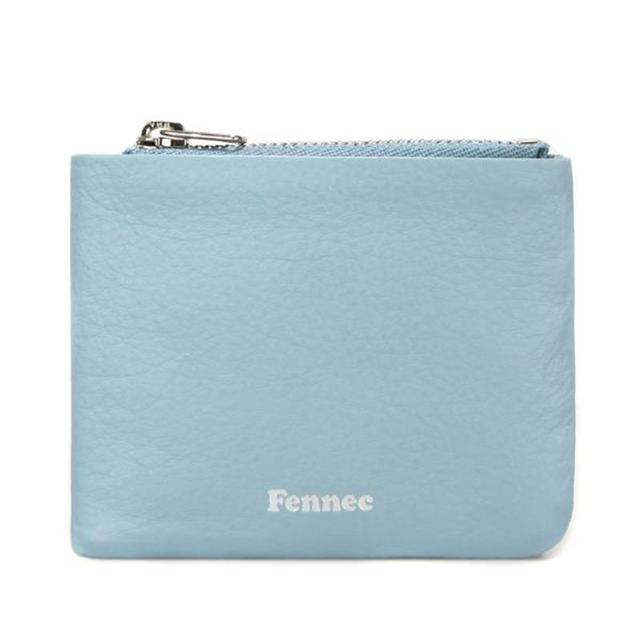 【現貨】SOFT FOLD WALLET - 青澀水藍 /  FOG BLUE
