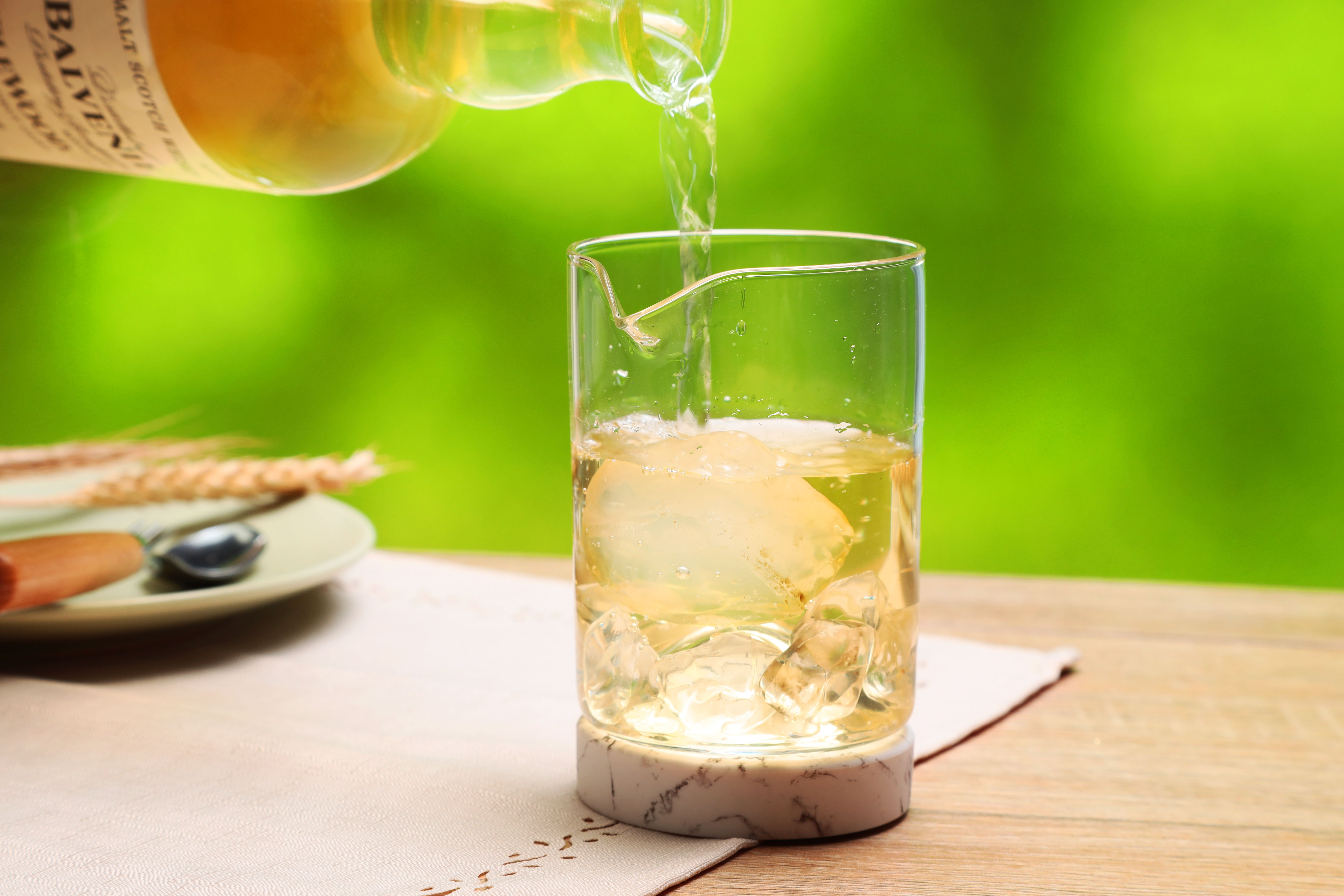 i-Pure【甘蔗杯杯】 - 酒品 / 咖啡 / 茶 - 多功能醒酒杯   3秒立即改變飲品口感
