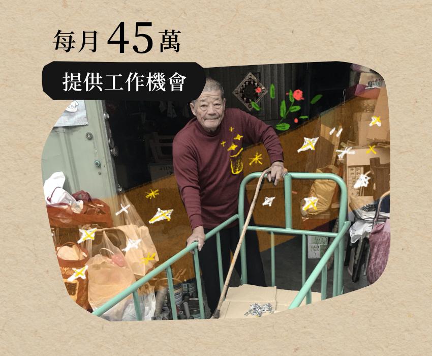 老人福利關懷協會-清寒長者扶助計畫-29